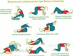 гимнастика для лечения грыжи