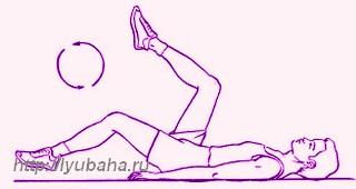 упражнения при боли в суставах